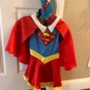 Other - Girls Super Women costume